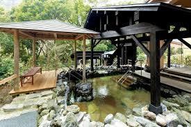 箱根の温泉も近い