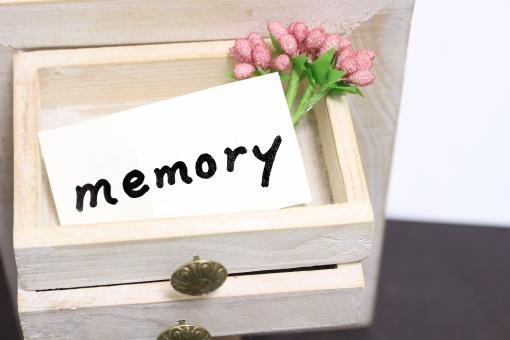 記憶のイメージ写真