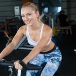 女性トレーニング写真